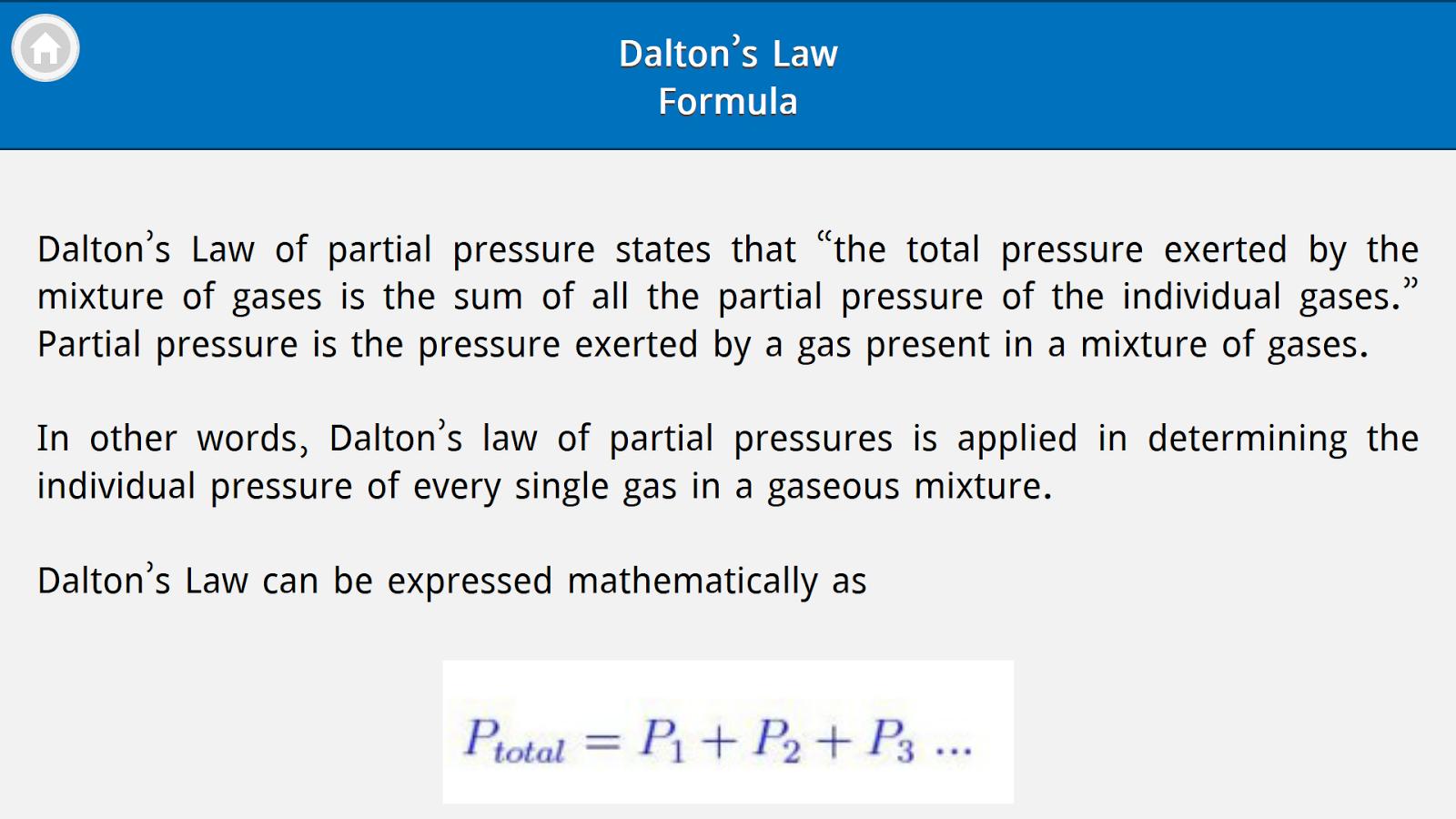 total pressure equation chemistry. chemistry formulas- screenshot total pressure equation