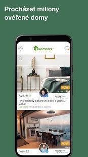 Roomster: Spolubydlící & Pokoje - náhled
