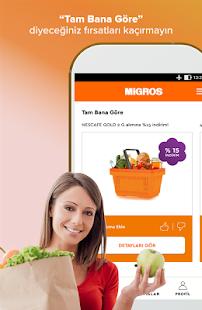 Migros: Güncel Kampanya Fırsat - náhled