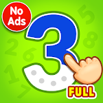 123 Numbers - Count & Tracing 1.3.4