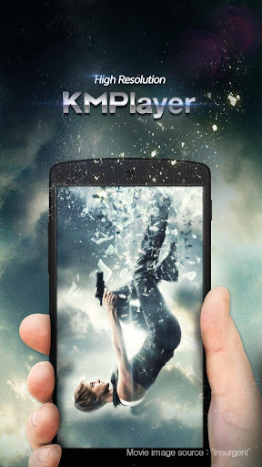 KMPlayer Play HD Video