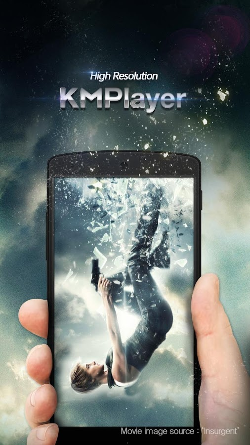 KMPlayer (Play, HD, Video) - screenshot