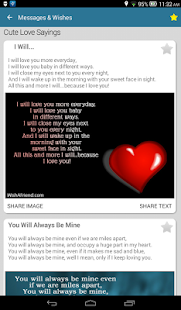 Messages Wishes SMS Collection - Images & Statuses- screenshot thumbnail