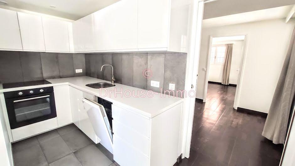 Vente appartement 3 pièces 54 m² à Cagnes-sur-Mer (06800), 360 000 €