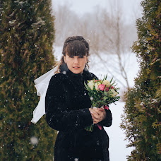 Wedding photographer Evgeniy Ryabcev (ryabtsev). Photo of 18.02.2018