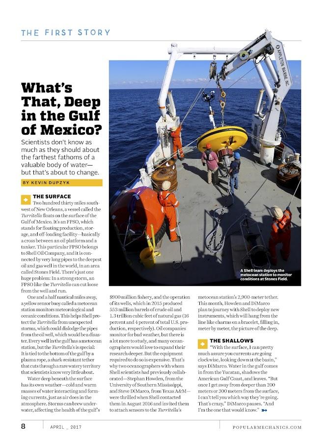 Popular Mechanics Magazine- screenshot