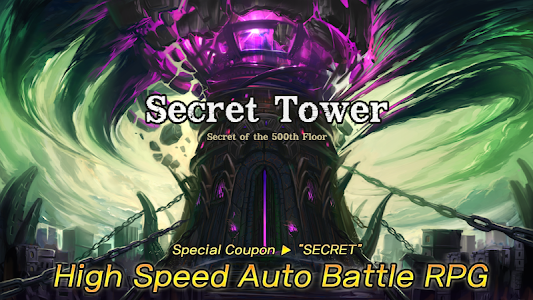 Secret Tower VIP (Super fast growing idle RPG) 87 (Paid)
