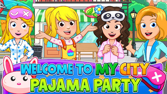 My City : Pajama Party Mod