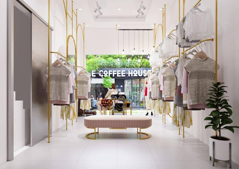 thiết kế shop thời trang nữ bạch mai 5
