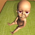 The Baby in Dark Yellow House: Scary Baby icon