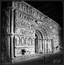 "Photo: Portico of the ""Monestir de Ripoll"" A jewel of Romanesque art My contribution to #sacredsunday curator +Charles Lupica +Manfred Berndtgen +Bill Wood  #fineartpls #fineartplus #fineart #critiquepls #plusphotoextract curatot +Jarek Klimek"
