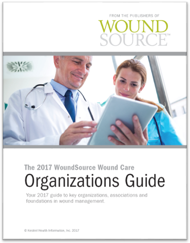 2017 WoundSource Wound Care Organizations Guide