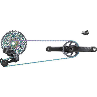 SRAM XX1 Eagle AXS Electronic Groupset: DUB Boost Cranks