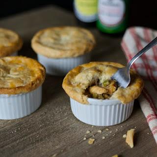 Mini Chicken Pot Pies - Full Flavor Less Sodium