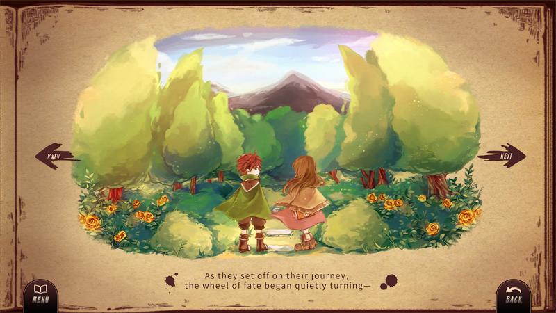 Lanota Screenshot 3