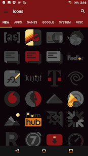 Desaturate - Free Icon Pack - 屏幕截图缩略图