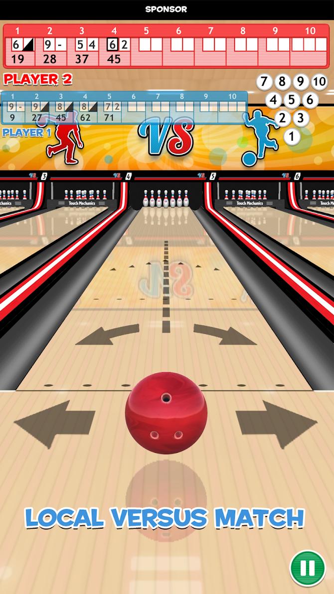 Strike! Ten Pin Bowling Android 4