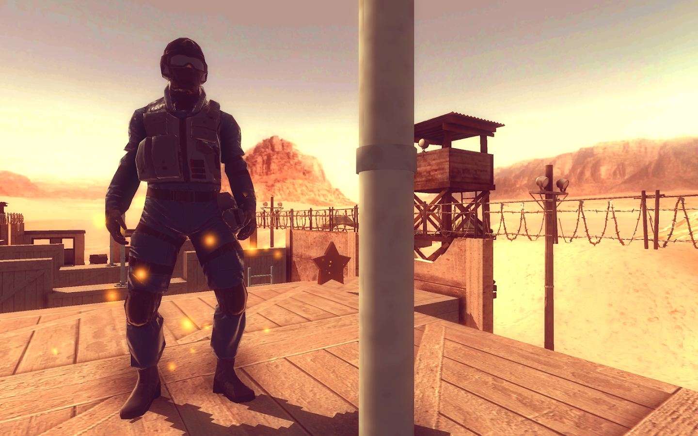 Special Force Training School- screenshot