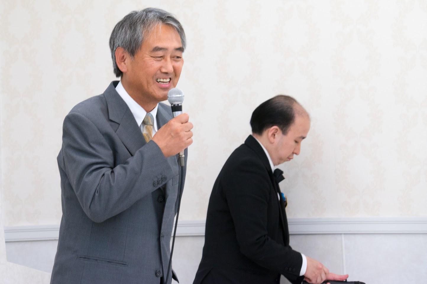 ナチュラルコープヨコハマ共同購入部・豊田己津男 部長