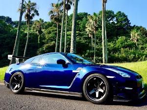 NISSAN GT-R R35 Black Edition 2011年式のカスタム事例画像 NRさんの2018年07月14日19:17の投稿