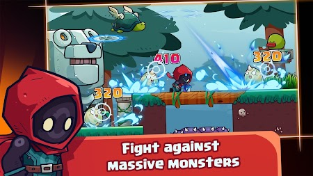 Sword Man - Monster Hunter APK screenshot thumbnail 3