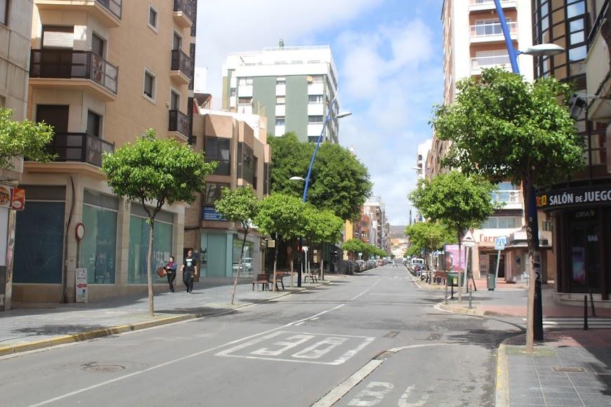 Avenida de Pablo Iglesias.