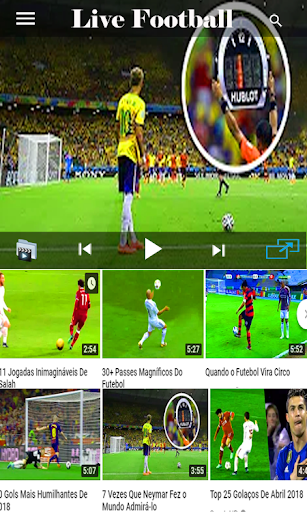 Live Football Streaming TV Free for PC