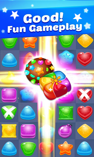 Lollipop Candy 2020: Match 3 Games & Lollipops android2mod screenshots 2