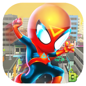 Spider Rush: Angry Heros for PC and MAC