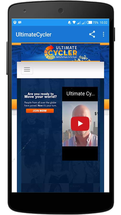 Ultimate Cycler- screenshot