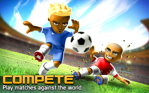 BIG WIN Soccer: World Football 18 screenshot 5