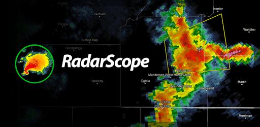 Image result for RadarScope app