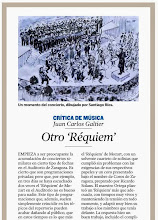 Photo: HdA_140414 Orquesta Clasica Sta Cecilia & Coros Zaragoza rec