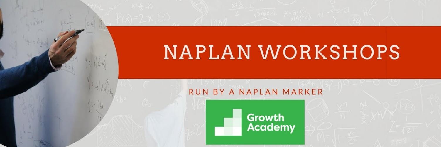 NAPLAN Ready Workshops