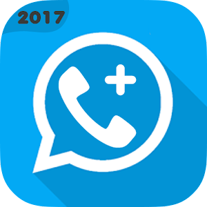 Free Guide for Whatsapp Plus Blue 2017