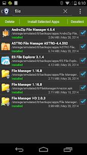 Installer Pro – Install APK 5