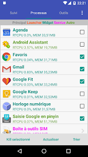 Assistant for Android - 1MB – Vignette de la capture d'écran