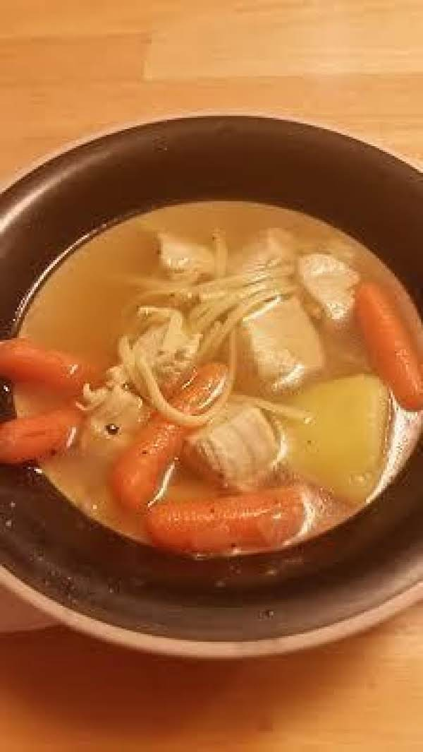 Chicken Soup For Dummies Recipe
