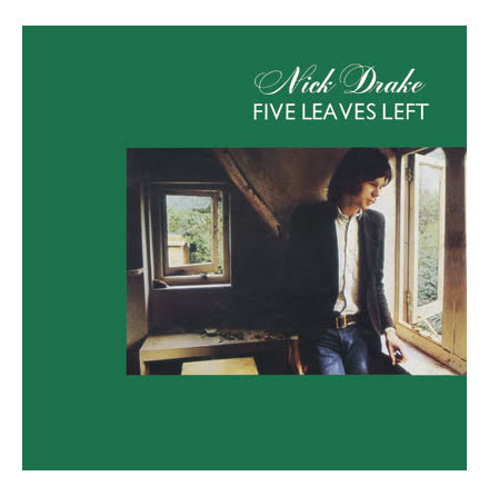 LP - Nick Drake - Five Leaves Left
