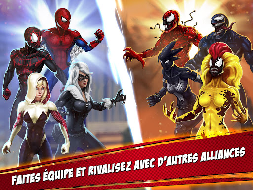 MARVEL Spider-Man Unlimited  captures d'écran 5