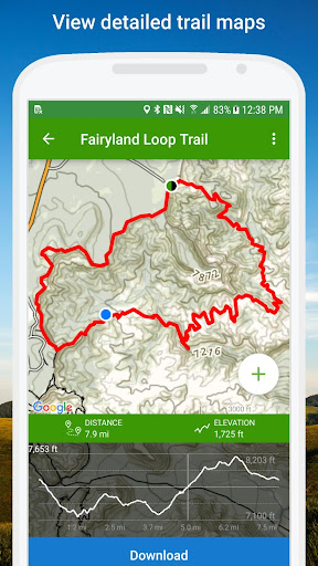 AllTrails - Hiking, Trail Running & Biking Trails Screenshot