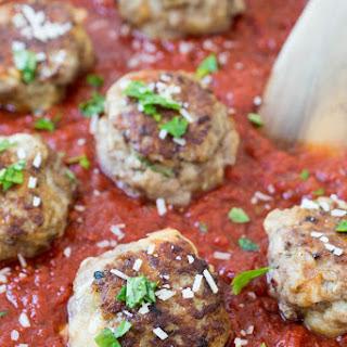 Super Tender Italian Meatballs