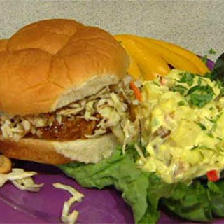 Southern-Style Pulled Pork Sandwich