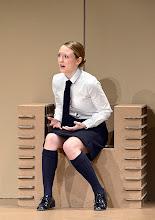 Photo: DAS KONZERT von Herrmann Bahr. Wiener Akademietheater - Premiere 7.2.2015. Inszenierung: Felix Prader. Alina Fritsch. Copyright: Barbara Zeininger