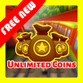 Unlimited Subway Coins Grap icon
