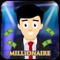Millionaire Quiz Game FREE icon