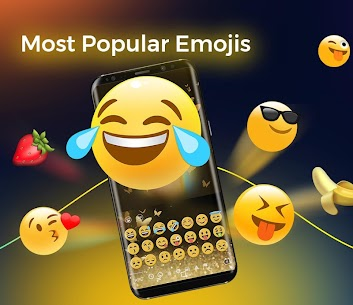 Cheetah Keyboard-Gif,Emoji Keyboard&3D Themes 4