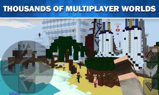 WorldCraft: 3D Build & Craft apkdebit screenshots 3