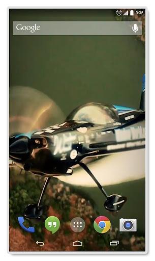 Aerobatics Live Wallpaper