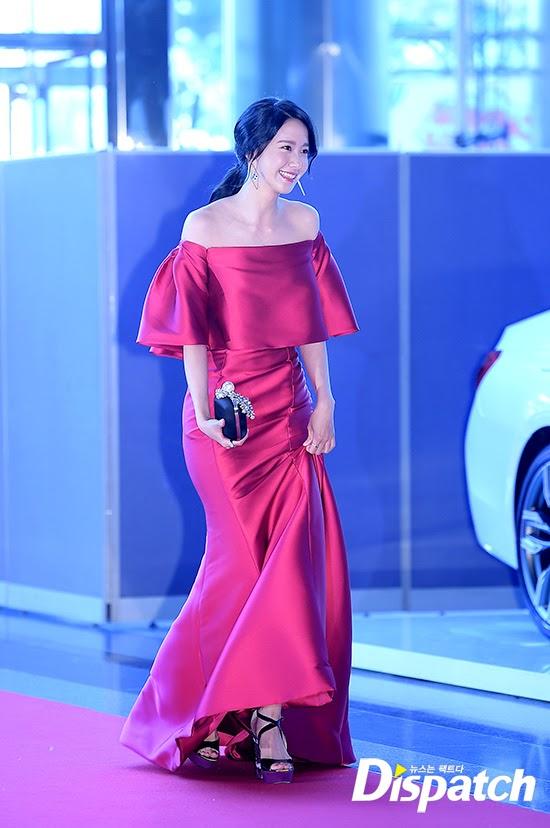 백상예술대상 윤아 드레스